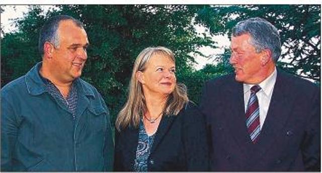 Bürgermeister und Stellvertreter Gemeinde Böklund