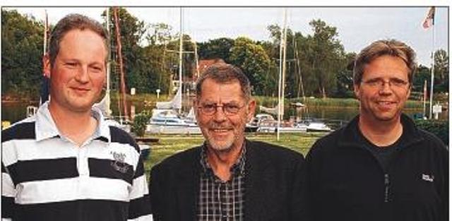 Bürgermeister und Stellvertreter Gemeinde Brodersby