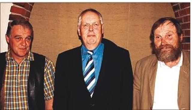 Bürgermeister und Stellvertreter Gemeinde Havetoft